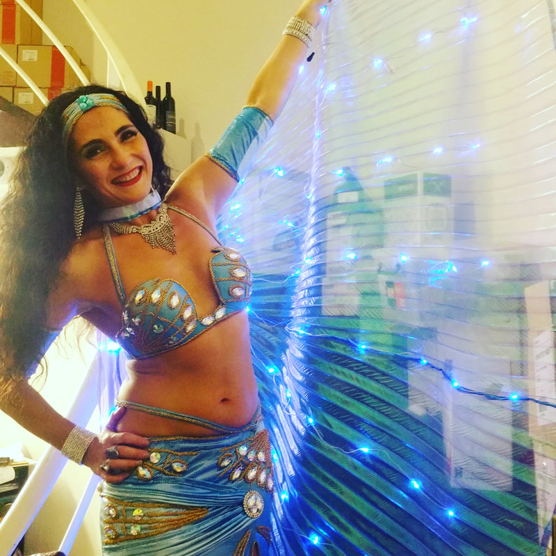 Wedding performances in Melbourne with professional belly dancers