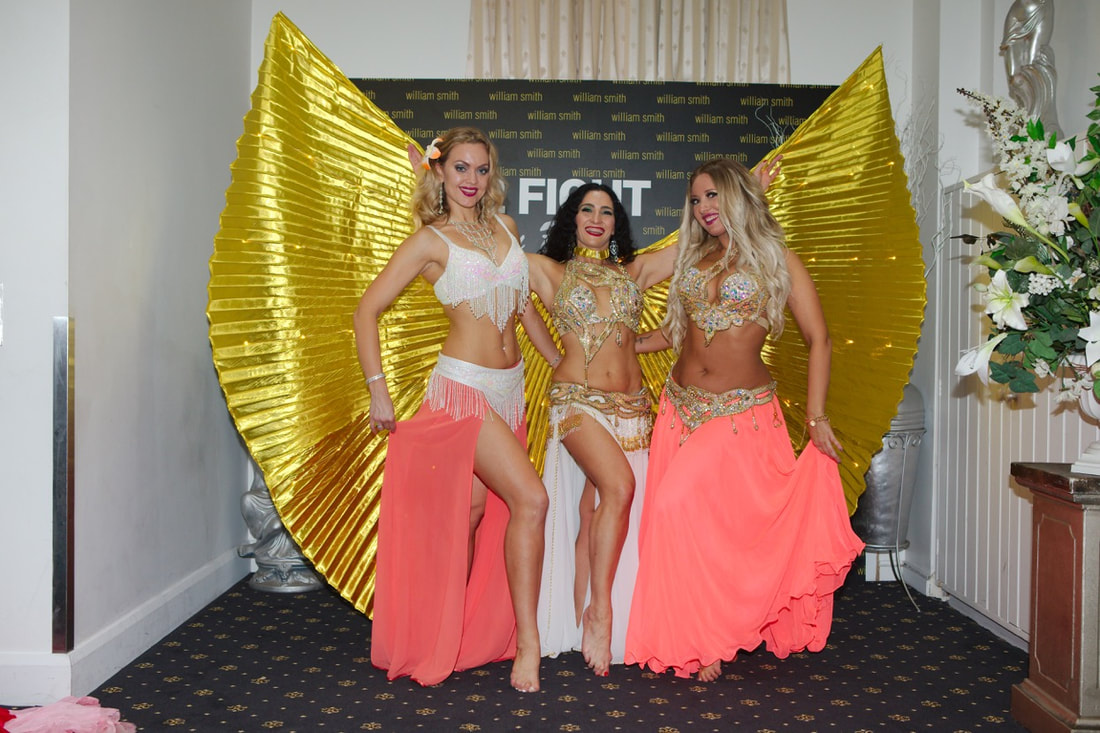 Belly dance in Melbourne