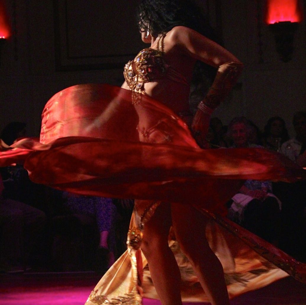 Private Belly dance classes in Melbourne